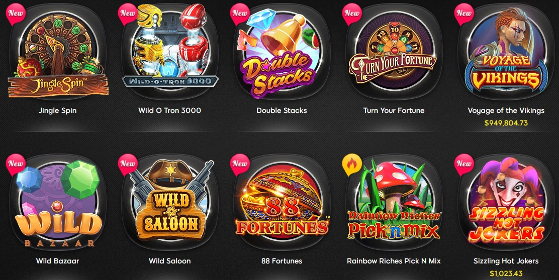 888 New Slot Machines Games 2019 Casin Com